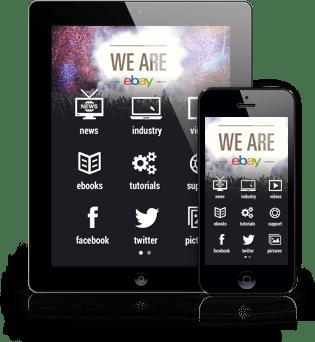 eBay App Preview