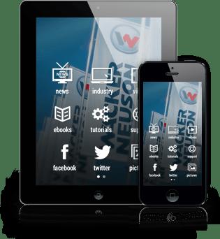 Wacker Neuson App Preview
