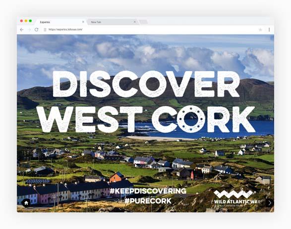 Visit Cork Sample