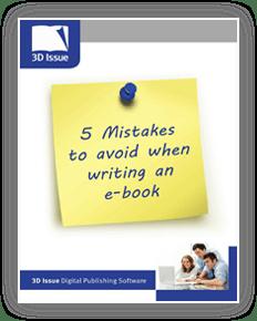 errores a evitar al escribir un ebook