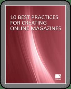 mejores practicas en la creación de revistas digitales