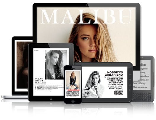 magazine publishing software - malibu