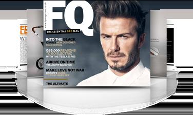 FQ muestra de la revista