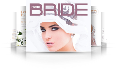 Perth Bride Magazine Samples