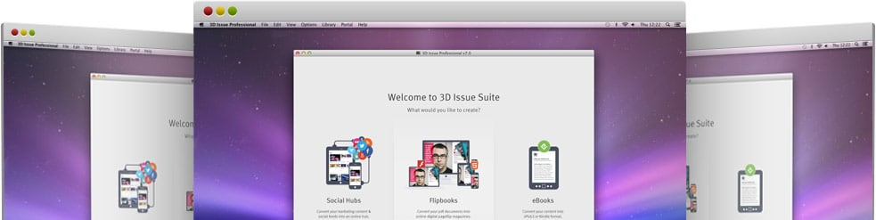 Upgrade your 3D Issue software