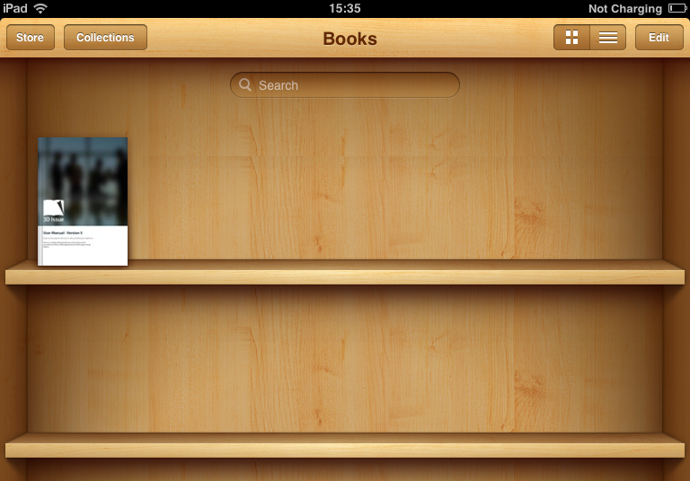 publishing your contnet to ibooks