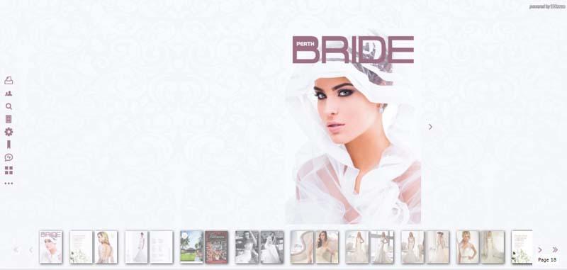 e-magazine design