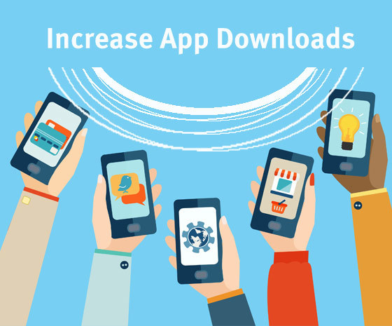 Promote Your App and Increase App Downloads for Free