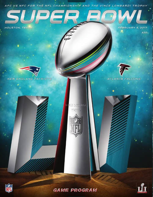 Superbowl Program