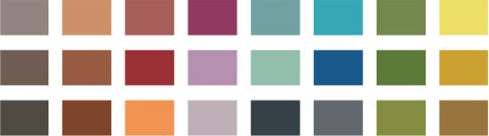 color design palette