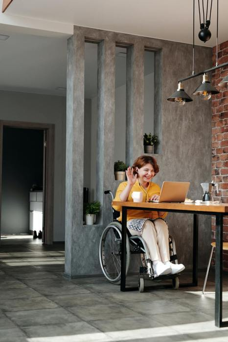 Making publications accessible for people with disabilities